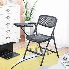 portable pliable pliant chaise de maille en plastique en plein air