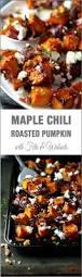 Japanese Pumpkin Salad Recipe by Roasted Pumpkin With Maple Chili And Feta Recipetin Eats