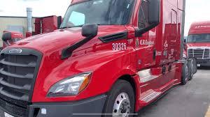 100 Cr England Truck CR 3 Bunk Inside Tour