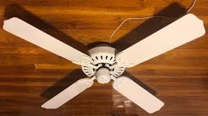 Ceiling Fan Wobbles Without Blades by Hunter Summer Breeze Ceiling Fan 52