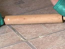 12x12 Vinyl Floor Tiles Asbestos by How To Fix Curling Vinyl Floor Tile How Tos Diy