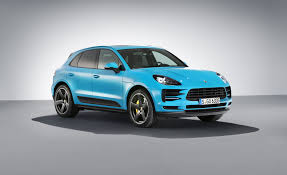 The 2019 Porsche Macan Has A New Look, New V-6s, More Power