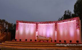 Excellent Ideas To Try Wedding Stage Decoration