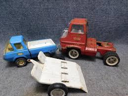Vintage Metal Tonka Trucks
