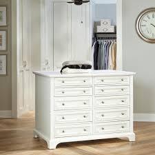 Sauder Shoal Creek Dresser Soft White by 6 Dressers U0026 Chests Bedroom Furniture The Home Depot