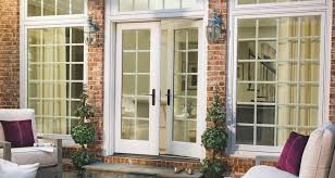 Think Spring Find the Right Patio Doors for Your Home