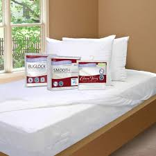 Dust Mite Bed Covers by Protect A Bed Complete Mattress Allergy U0026 Bed Bug Protection Kit