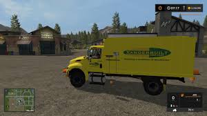 International Chipper Truck V1.0-FS17-2 - Farming Simulator 2017 ... For Sale 2006 Gmc C6500 Alinum Chipper Truck Youtube Custom Bodies Flat Decks Mechanic Work The Company Branding Was Added To This Chipper Truck Match The Class 1 2 3 Light Duty Trucks 33 2017 Ram 5500 Arbortech Chip For Commercial Vehicle Wood Kids Garbage Pinterest Success Blog An Aerodynamic Lweight Giant On Man Lorry In Action 7hx8224627freightlinm2106chippertruck001 Sale In North Carolina Body Manufacturing Dump Box Fabricating Bts Equipment Page