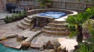 Amazing Small Backyard Designs With Hot Tubs Pics Ideas - Amys Office Awesome Hot Tub Install With A Stone Surround This Is Amazing Pergola 578c3633ba80bc159e41127920f0e6 Backyard Hot Tubs Tub Landscaping For The Beginner On Budget Tubs Exciting Deck Designs With Style Kids Room New In Outdoor Living Areas Eertainment Area Pictures Best 25 Small Backyard Pools Ideas Pinterest Round Shape White Interior Color Patios And Decks Fire Pit Simple Sarashaldaperformancecom Wonderful Pergola In Portland