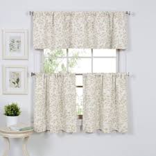 buy linen tier curtains from bed bath beyond