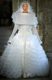 A celebration of Chanel Haute Couture wedding dresses through the