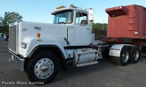 1991 Mack RW713 Semi Truck | Item DA1186 | SOLD! September 7... Truck Paper Auction App For Android Truckpaper On Feedyeticom Truckdomeus Wooden Model Mack Lorry Flat Bed Low Loader Truckdriverworldwide 2016 Pinnacle Cxu613 Axle Back 70inch Mid Rise Sleeper 1992 Rd690p Single Dump Snow Plow Salt Spreader Paper Com Term Help 1985 Rd688s Econodyne Triple Axle Semi Truck Demo Youtube Countrys Favorite Flickr Photos Picssr