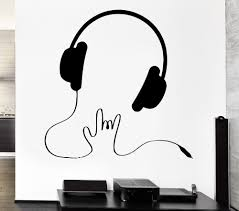 Bedroom Songs by Aliexpress Com Buy New Creative Music Vinyl Wall Decal