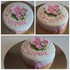 decoration gateau d anniversaire en pate d amande gâteaux et
