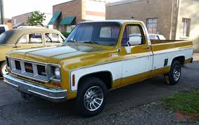 1973 GMC Sierra Grande Camper Special 2wd 3/4 Ton Original Paint ... Car Brochures 1973 Chevrolet And Gmc Truck Chevy Ck 3500 For Sale Near Cadillac Michigan 49601 Classics Classic Instruments Store Gstock 197387 Chevygmc Package Gmc Pickups Brochures1973 Ralphie98 Sierra 1500 Regular Cab Specs Photos Pickup Information Photos Momentcar The Jimmy Pinterest Rigs Trucks 6500 Grain Truck Item Al9180 Sold June 29 Ag E Bushwacker Cut Out Style Fender Flares 731987 Rear 1987 K5 Suburban Dash Cluster Bezel Parts Interchange Manual Cars Bikes Others American Stock
