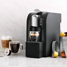 Furniture Starbucks Coffe Makers Luxury Verismo 580 Coffee Machine Black Pod Brewer