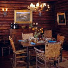 Rustic Dining Room Decorations by Warm U0026 Cozy Rustic Dining Room Designs For Your Cabin