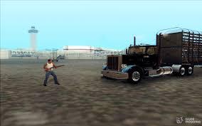 Pak Truckers For GTA San Andreas