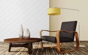 Panel de madera de fibra de madera para mueble de pared