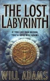 The Lost Labyrinth Daniel Knox 3 By Will Adams