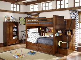 twin over full loft bed with stairs storage and desk u2013 home