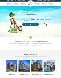 Hotels Tours Travel WordPress JQuery HTML5 Theme 59