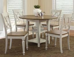 Liberty Furniture Al Fresco III 5 Piece Drop Leaf Table And Chairs Set