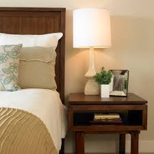 Table Lamps For Bedrooms by How To Choose A Lamp And The Right Size Lampshade