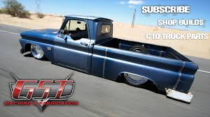 100 66 Chevy Truck Parts GSI Machine Fabrication Shop C10 Builds Air Ride YouTube