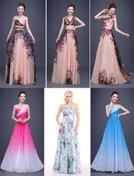 compare prices on floral print evening dresses online shopping