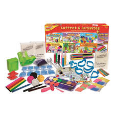 Coffret Coloriage Bebe Faineant