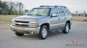 100 Tahoe Trucks For Sale Davis AutoSports 1 OWNER 2003 Z71 FOR SALE
