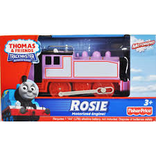 Trackmaster Tidmouth Sheds Playset by Image Trackmaster Fisher Price Rosiebox Jpg Thomas And Friends