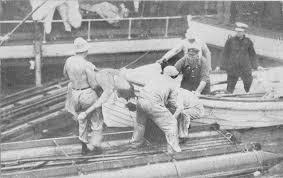 Titanic Sinking Animation Pitch Black by Becky Vickers Becks Everyday Ghost Hunters Goatman U0027s Bridge