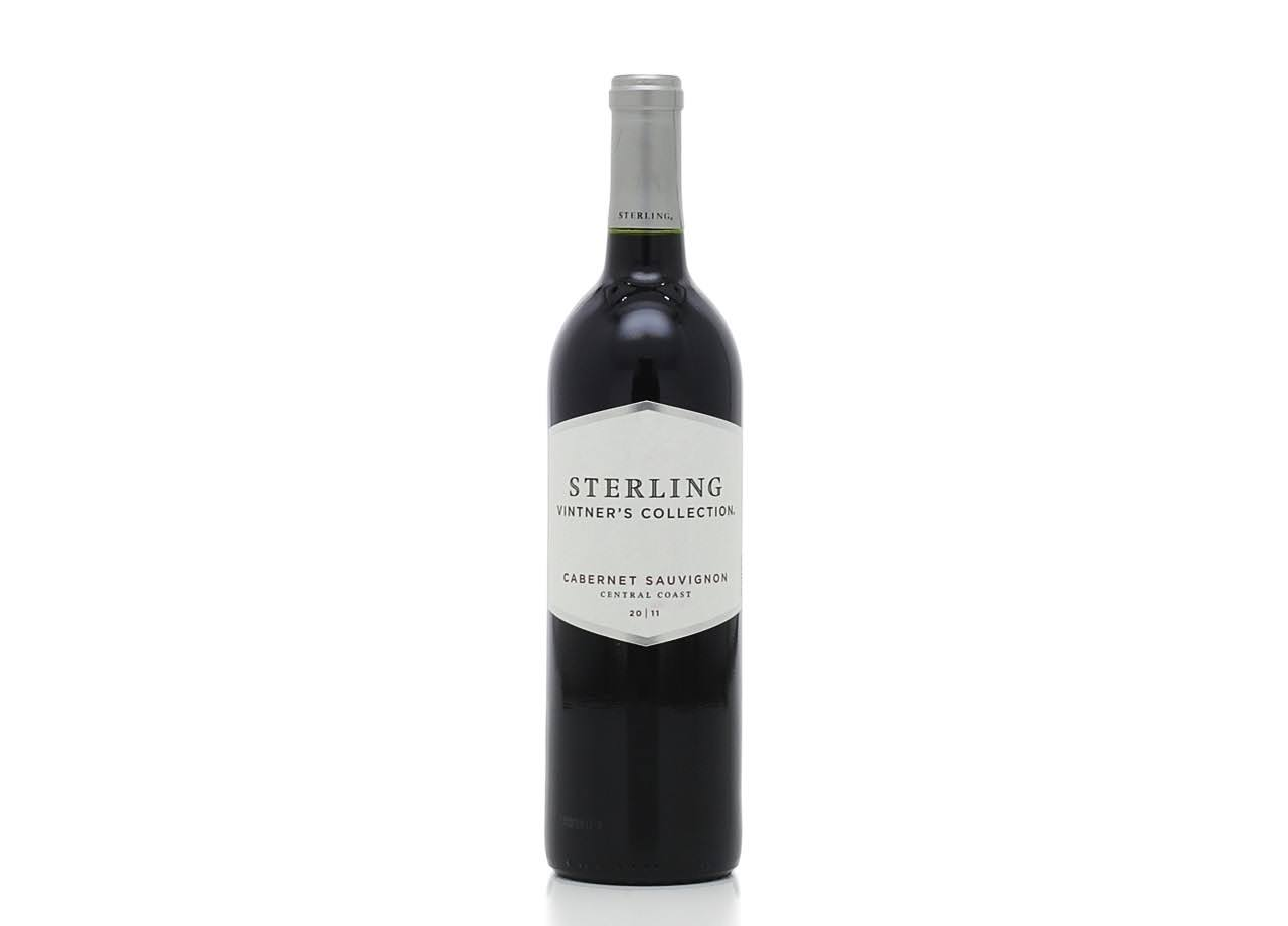 Sterling Vintner's Collection Cabernet Sauvignon - Central Coast, 2010