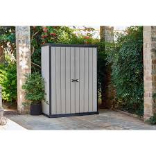 Keter Woodland Storage Shed 30 by Keter High Store 6 Ft Tall Storage Shed Hayneedle