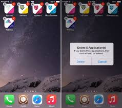 How to Remove Delete an App from iPhone
