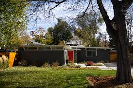 Mid Century Modern House Designs Photo by Some Denver Mid Century Modern Homes May Be Protected