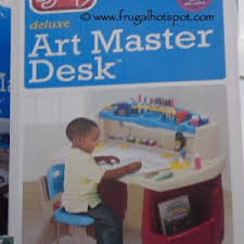 Step2 Art Master Desk by Costco 2013 Holiday Toy List Prices Listed Frugal Hotspot