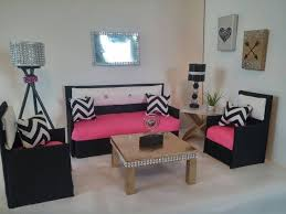 Barbie Living Room Furniture Set by 131 Best Coisas Para Barbie Images On Pinterest Doll Houses