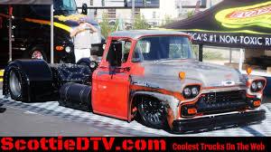 100 Mid Engine Truck 1958 Chevrolet Viking 40 Farm Demented Street
