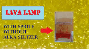 How To Make Lava Lamp Sprite Mentos Without Alka Seltzer