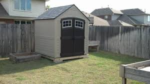 Rubbermaid 7x7 Storage Shed by Outdoor Storage Sheds Louisville Ky