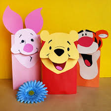 Easy Papercraft For Kids