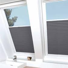 plissee oder faltstores für dachfenster sundiscount