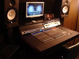 show me your homemade or custom made console or studio furniture