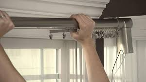 traverse curtain rods options and ideas