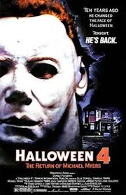 Michael Myers Actor Halloween 5 by Halloween 4 The Return Of Michael Myers Wikipedia