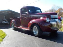 100 46 Chevy Truck 19 Chevrolet Pickup For Sale ClassicCarscom CC1042172