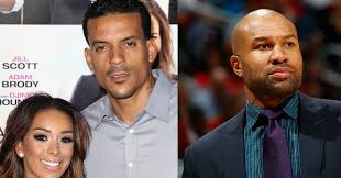 Matt Barnes Reportedly Attacks Derek Fisher For Dating His ... Matt Barnes Gloria Govan Host 3rd Annual Athletes Vs Cancer Love Triangle Splits Former Nba Ammates And Fisher Ny Caught A Lucky Break Now Hes An Champion Separated Take A Time Out On Marriage Derek Flipped Car New York Post Photos Snoop Vs Charity Celeb Football Accused Of Choking Girlfriend In Nightclub Isnt Hiding Relationship Anymore With Deandre Jordan Departing The Ig Comment To For Sleeping With His Ex Accuses Hiding Assets Divorce